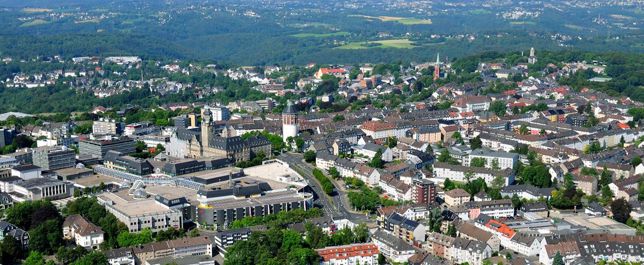 Hausmeisterservice Schmidt - Unterwegs für ein schöneres Bergisches Land.